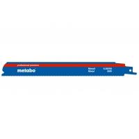 """Полотно для сабельних пил METABO, серия """"professional premium"""", BiM 225x0,9/1,4+1,8 мм, 2 шт."""